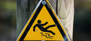 Fraudulent Slip and Fall Scheme