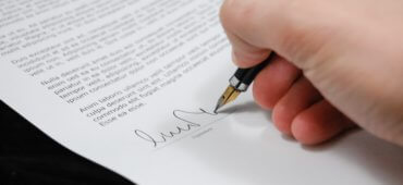 person signing a revocable trust
