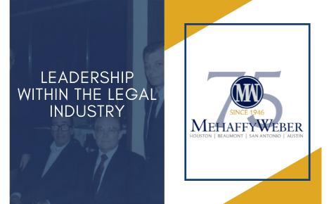 Legal Industry Leadership